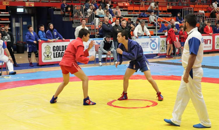 Sambo Cup of Israel takes place as rehearsal for event on FIAS calendar