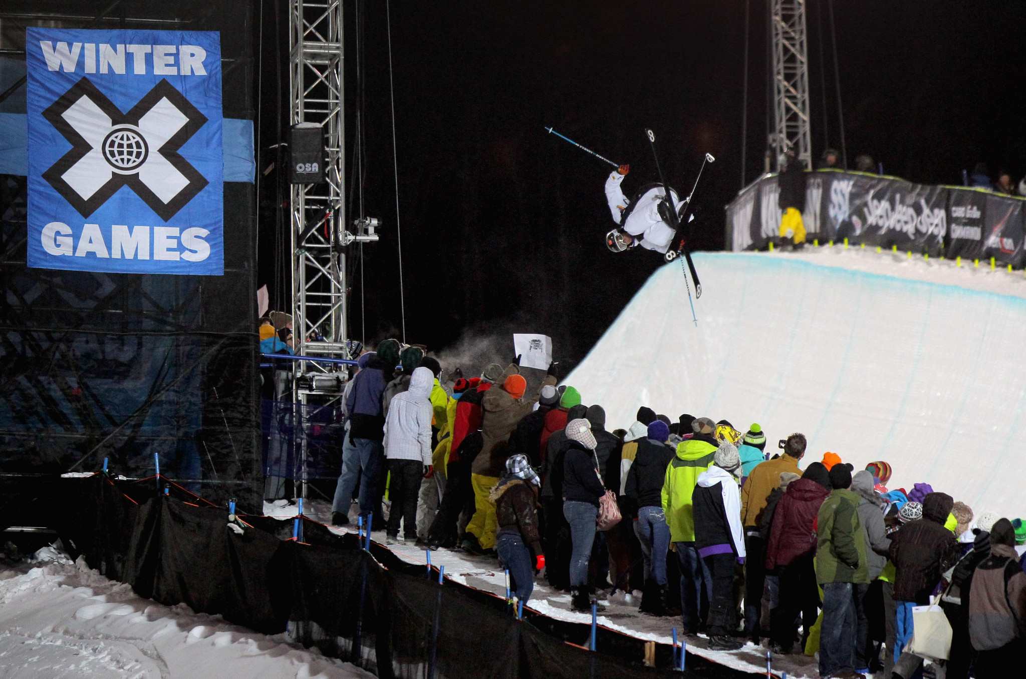 Deal struck to bring Summer and Winter X Games to China