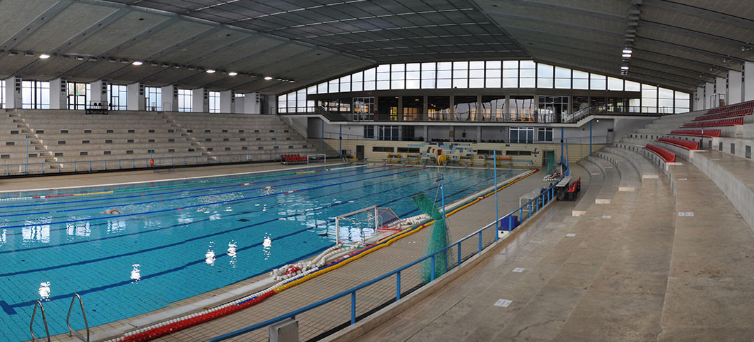 Naples 2019 Special Commissioner Gianluca Basile and his team have awarded some 55 contracts for renovations on facilities that will be hosting the 18 sports at this year's Summer Universiade ©Naples 2019