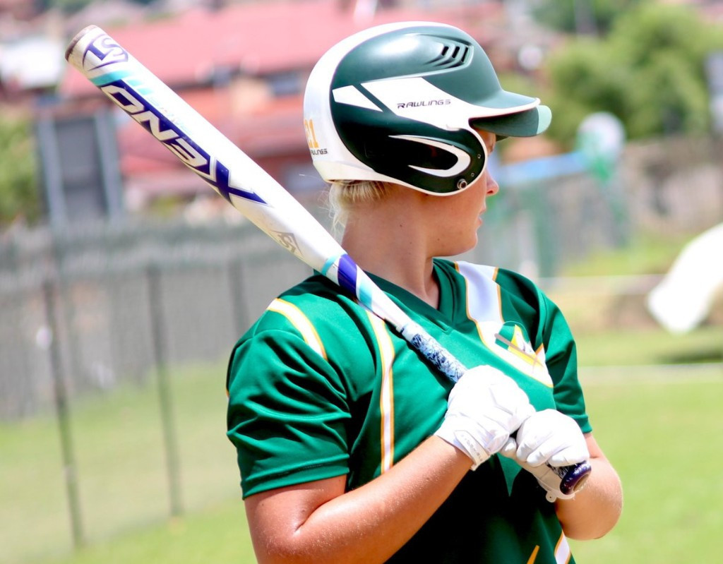 South Africa won the women's category at the African Softball Championships to qualify for this year's Junior Women's Softball World Cup ©Cheryl Roberts