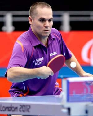 Paralympic champion suffers shock defeat at ITTF Para-Table Tennis European Championships