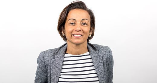 Souad Rochdi has been appointed director general of the French Athletics Federation ©FFA
