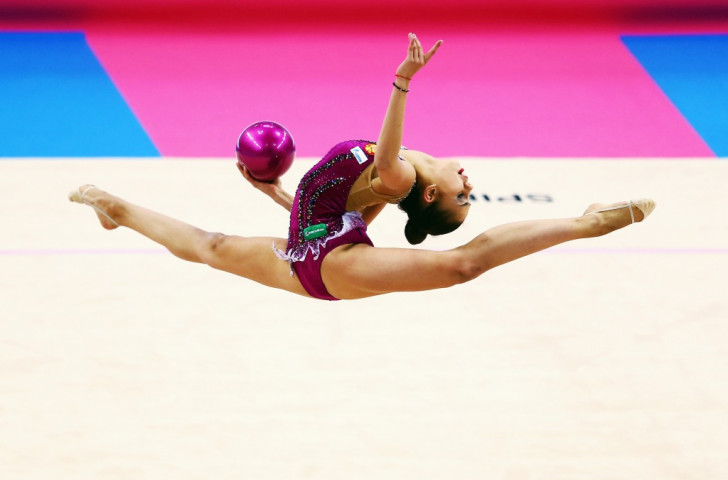 Russian teenager shines as European Rhythmic Gymnastics Championships opens