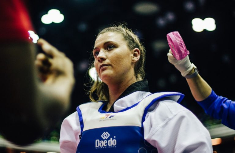 Defending champion Truesdale feeling no pressure for 2019 World Para Taekwondo Championships