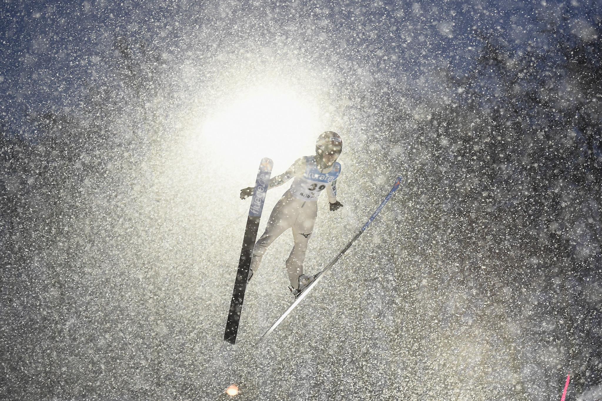 High winds and snowfall force qualifying postponement at FIS Women's Ski Jumping World Cup