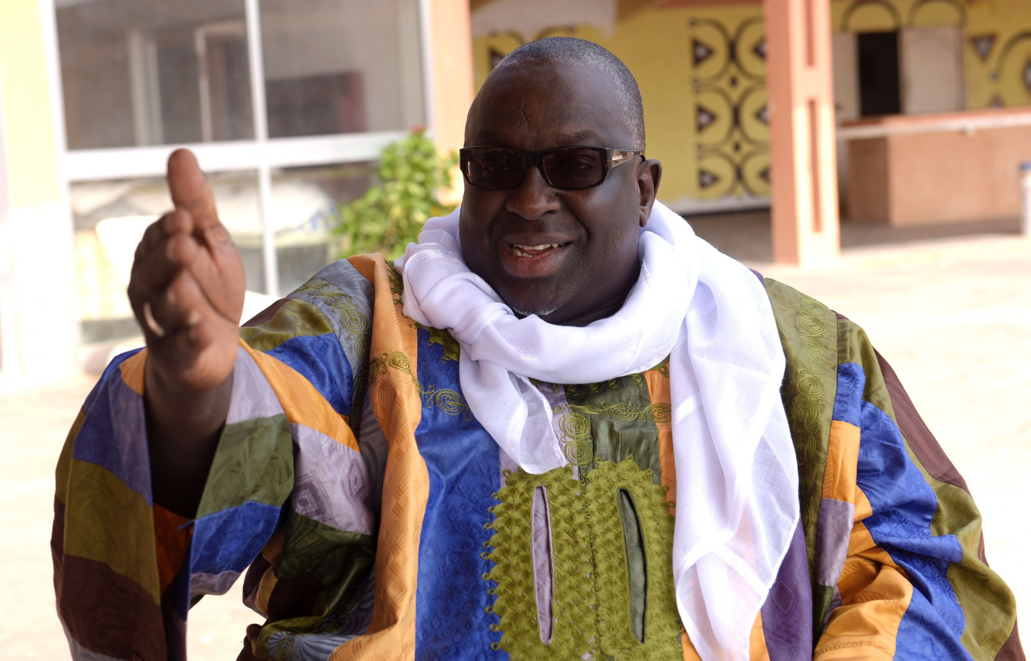 Papa Massata Diack, pictured, asked Tan Tong Han to lie, it is claimed ©Getty Images