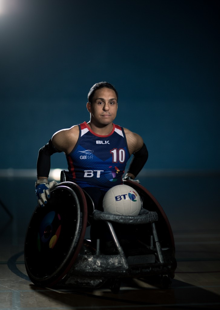 """Ayaz Bhuta: They don't call wheelchair rugby """"murderball"""" for nothing"""