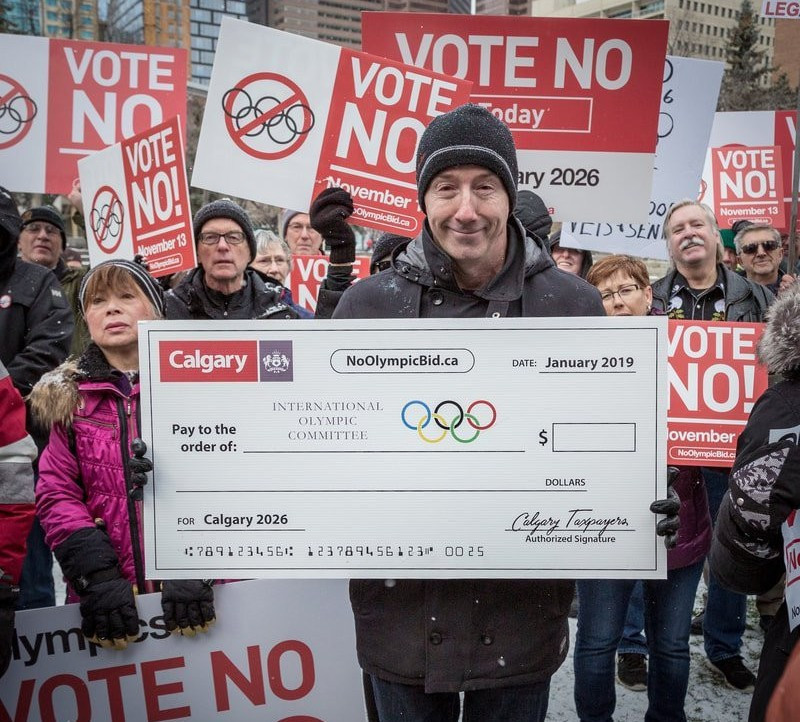 "Lack of investigation into Calgary 2026 document leak due to ""administrative error"""