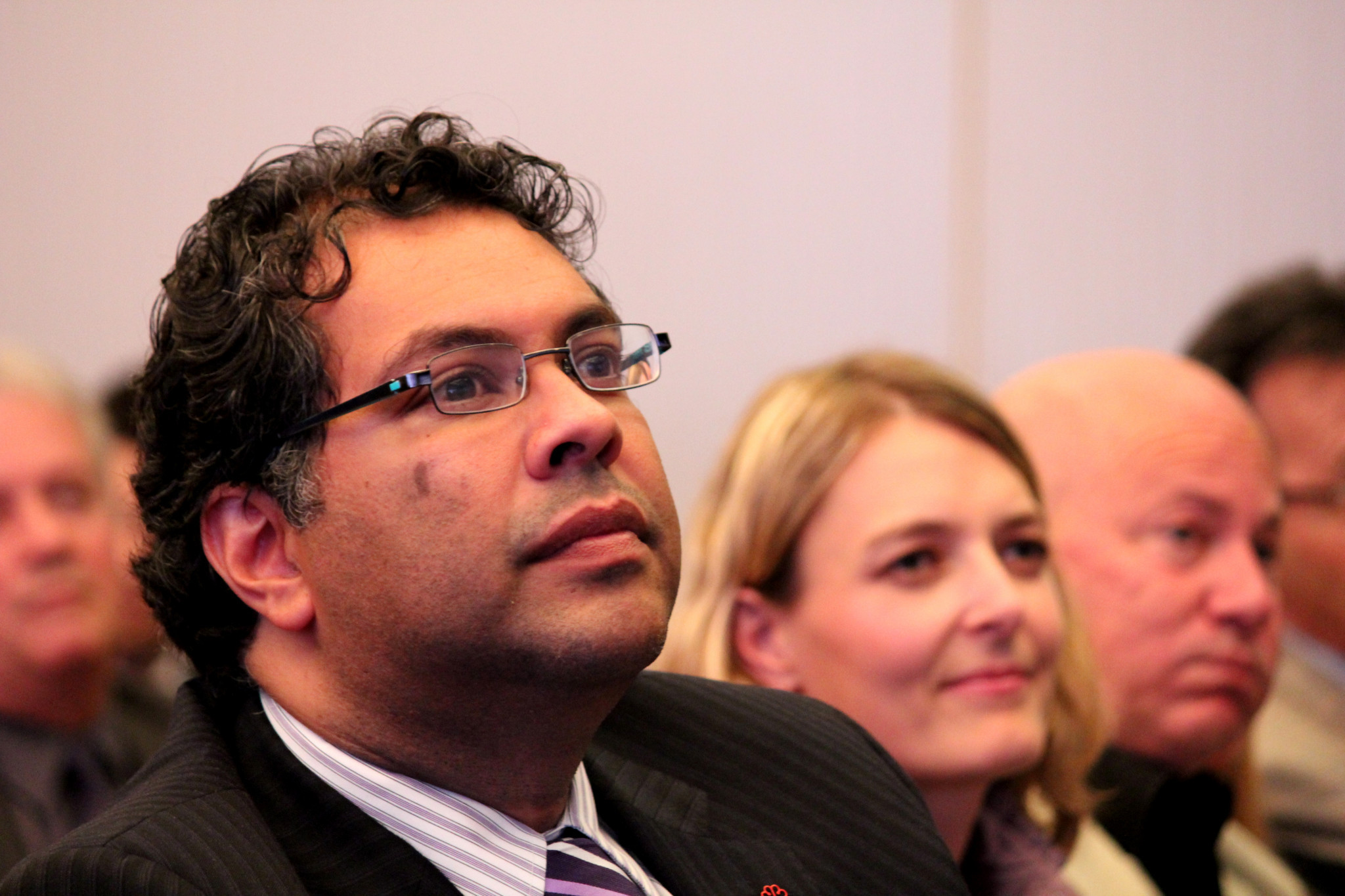 Calgary's Mayor, Naheed Nenshi, had called for an investigation into the 2026 Winter Olympic document leak, but this never materialised due to an administrative error ©Getty Images