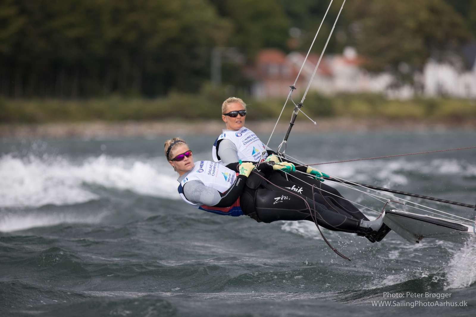 Sailing World Championships in Aarhus delivered significant local and global impact, study claims