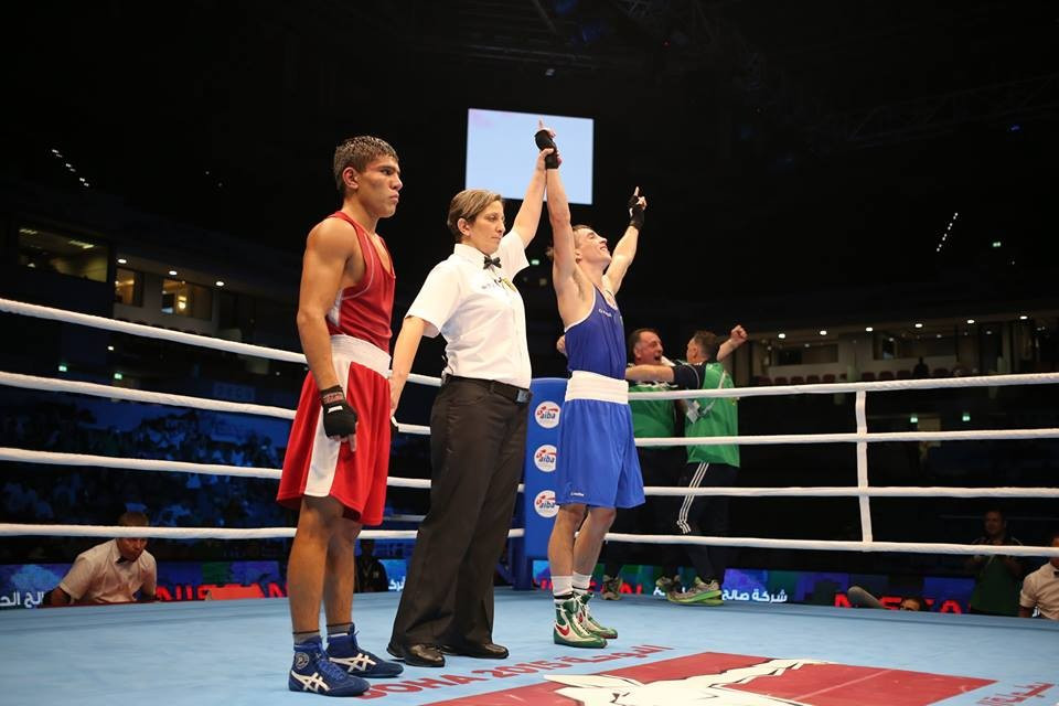 Conlan makes Irish history as Cuba and Russia claim double gold at AIBA World Boxing Championships