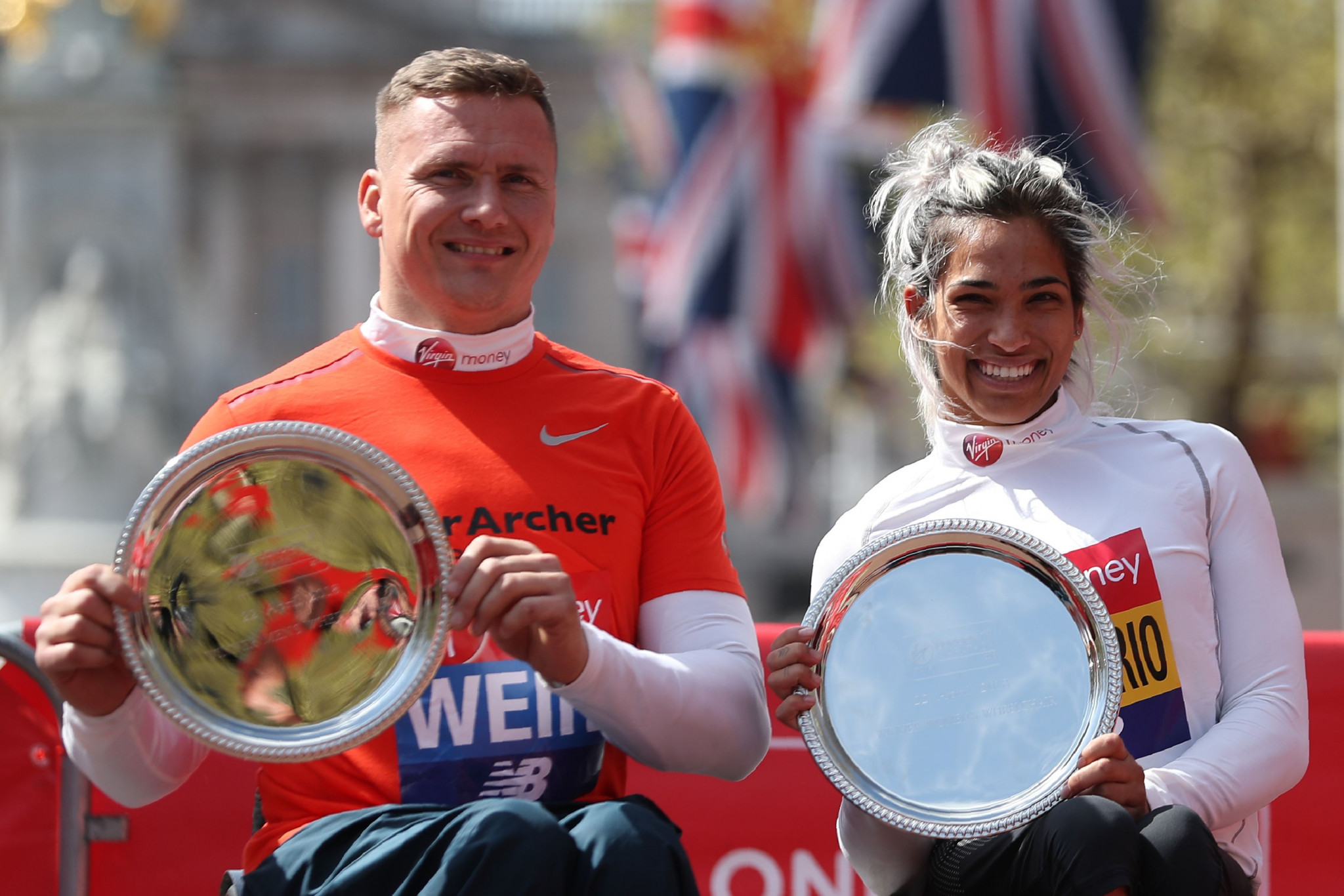 Multiple Paralympic champion Weir to make 20th consecutive London Marathon appearance