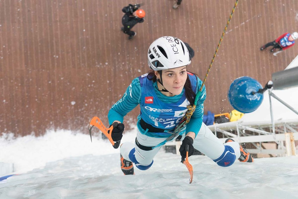 Russia seek to maintain strong start to UIAA Ice Climbing World Cup season in Beijing