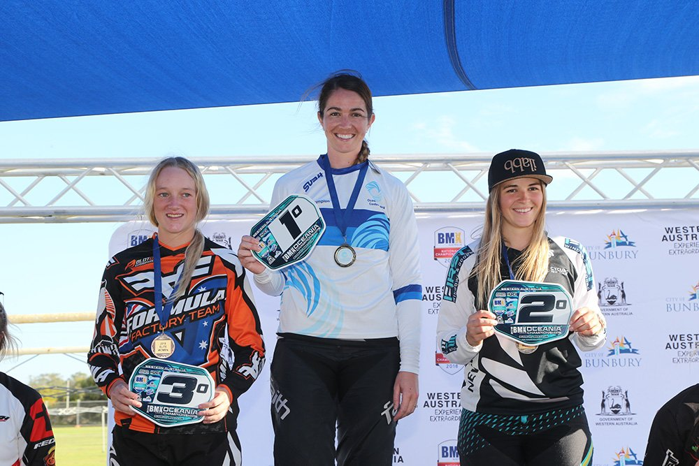Defending champions out for repeat success at Oceania BMX Championships