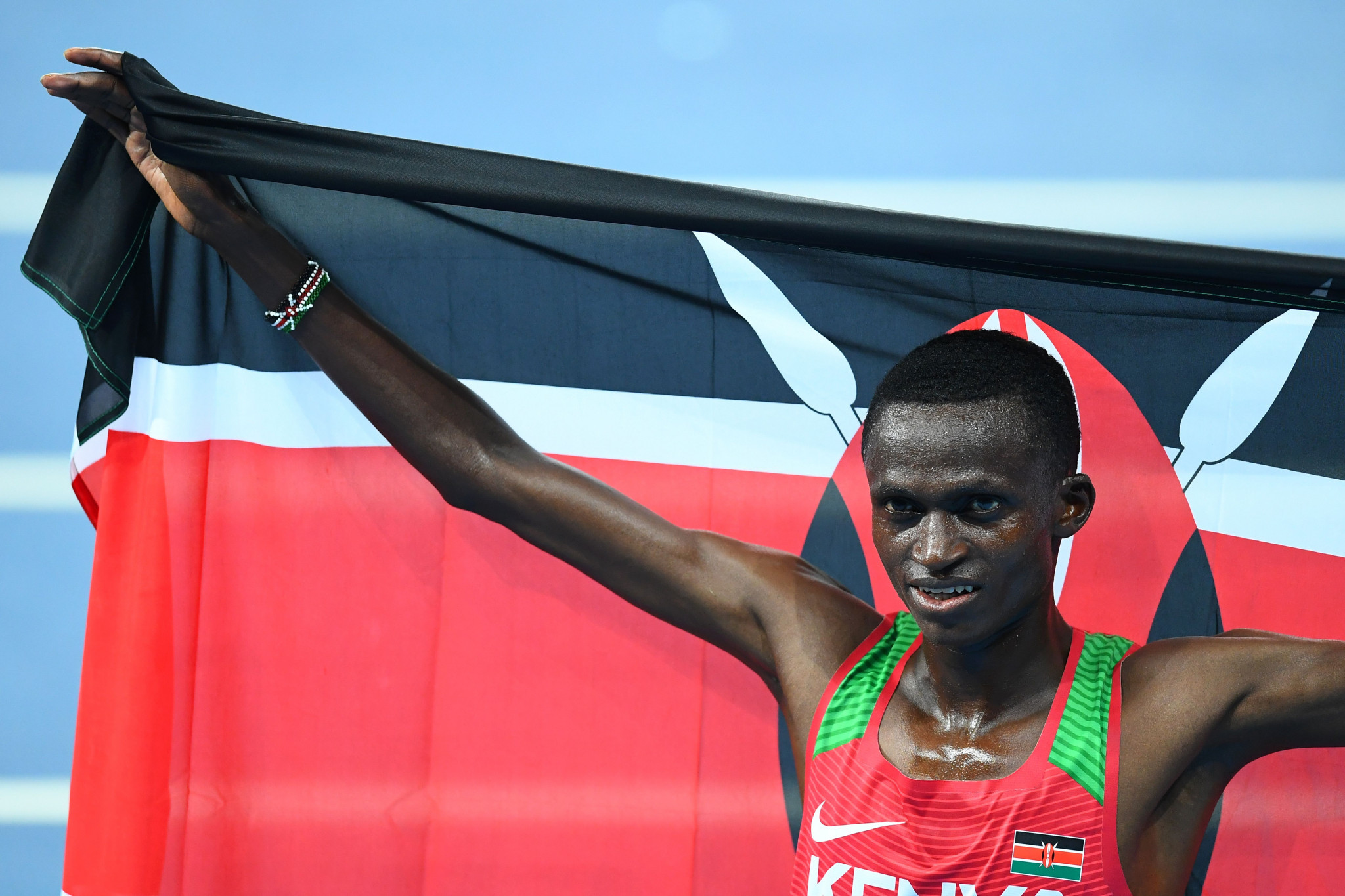 Olympic silver medallist Tanui going for gold at IAAF Antrim International Cross Country event