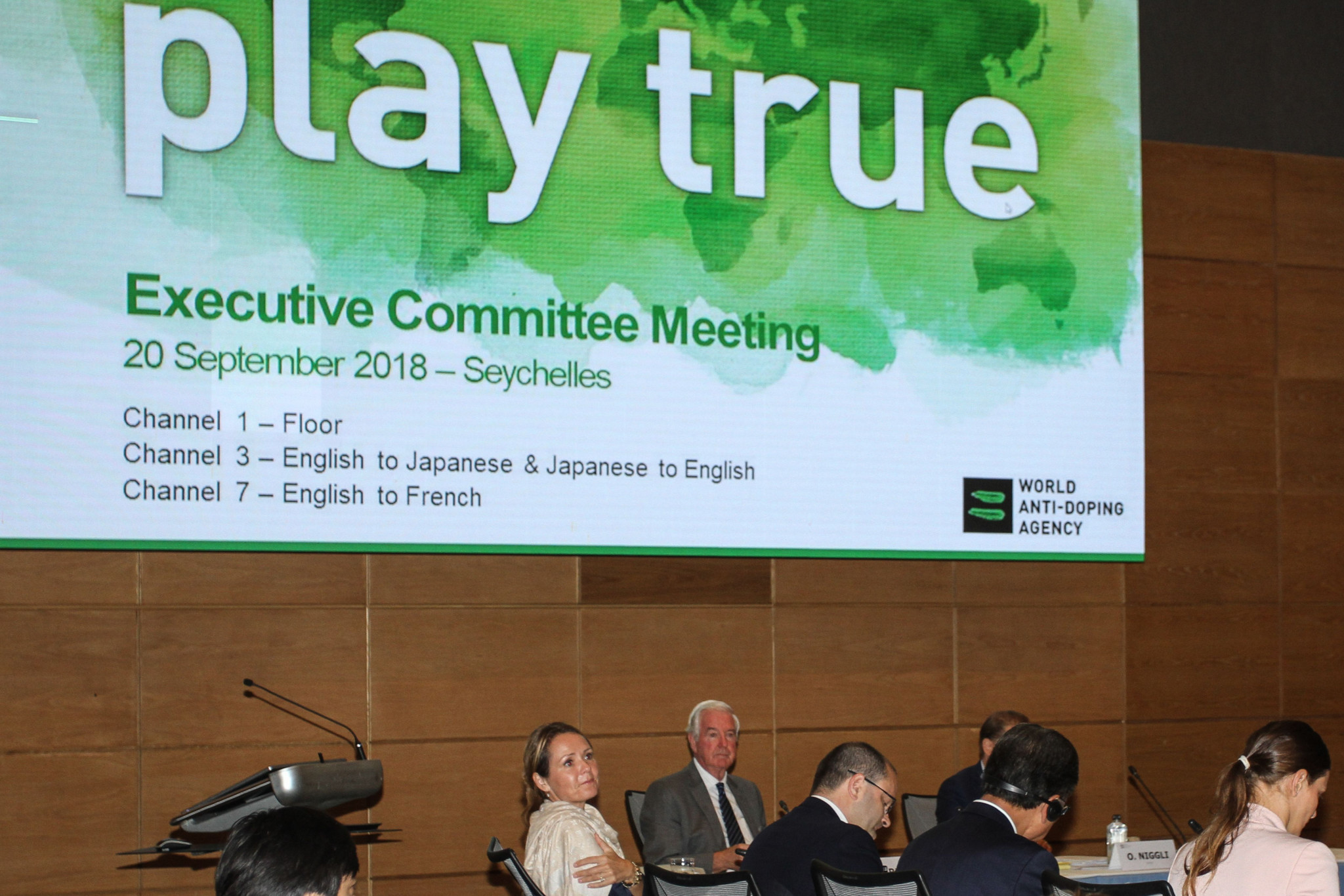 UK Anti-Doping claim the votes of WADA Executive Committee members when they make their decision on Russia on Tuesday should be made public ©Getty Images