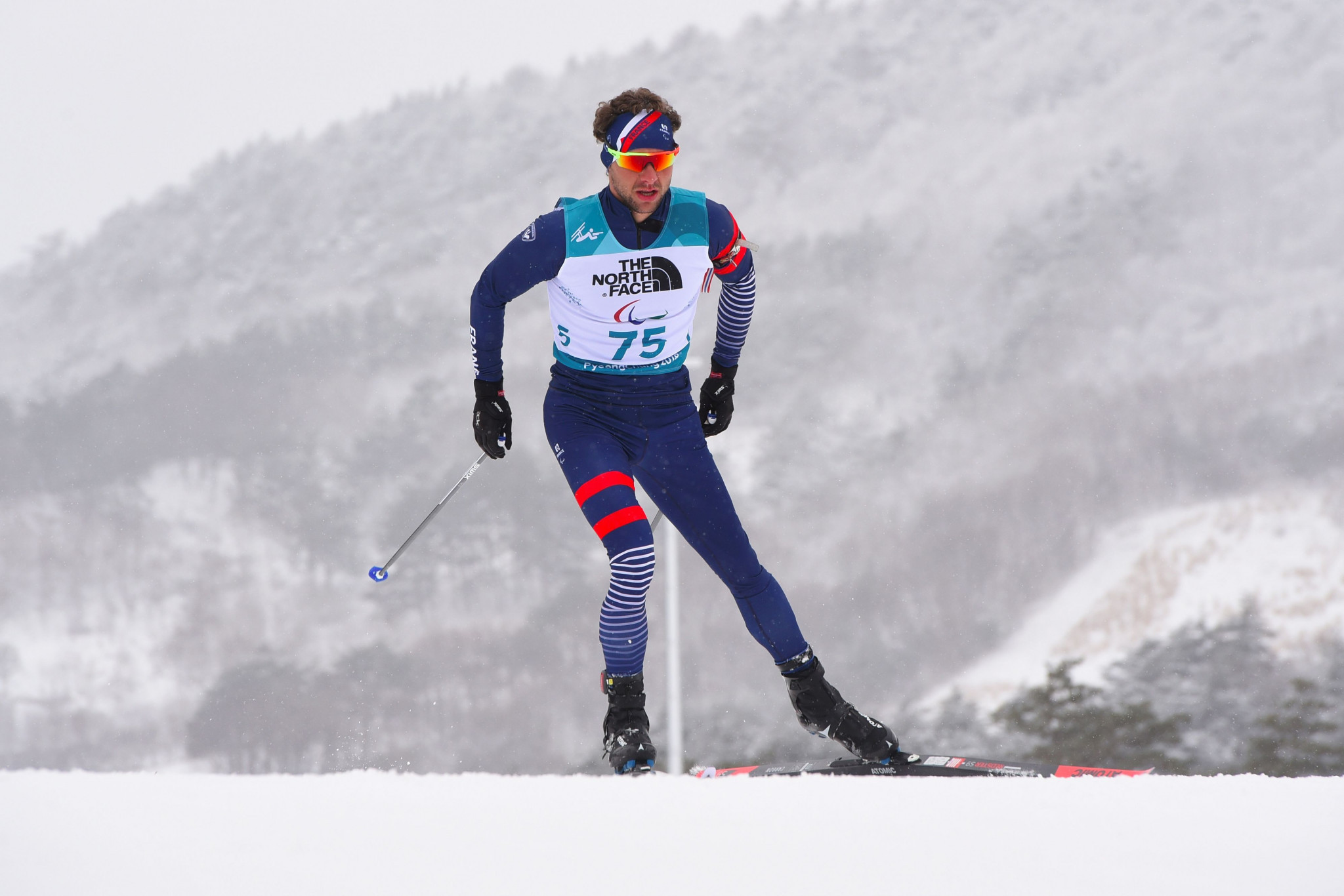 Paralympic champion Daviet clinches third gold of World Para Nordic Skiing World Cup