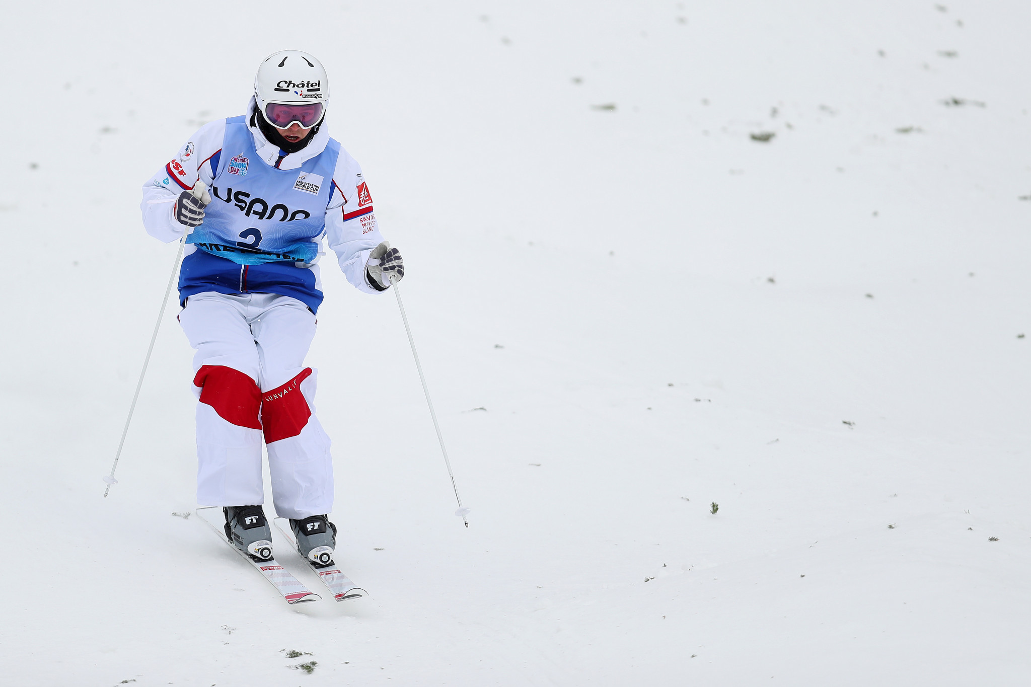 Anthony and Cavet clinch maiden FIS Moguls World Cup victories in Lake Placid