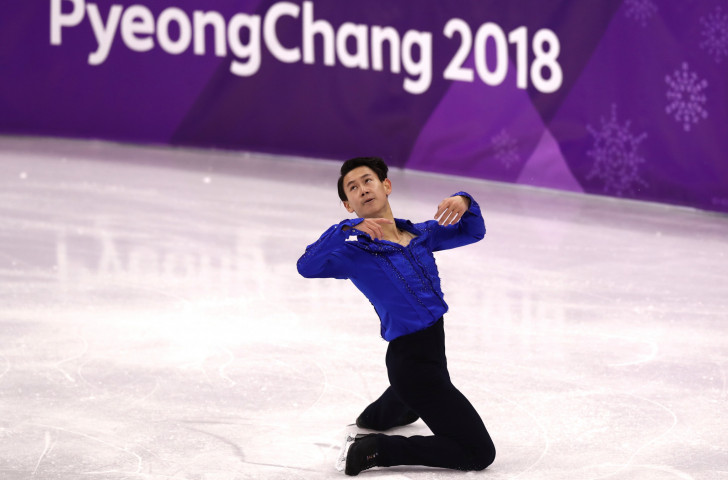 The killers of Kazakhstan's Olympic figure skater Denis Ten have been sentenced by a court in Almaty to 18 years in a penal colony ©Getty Images