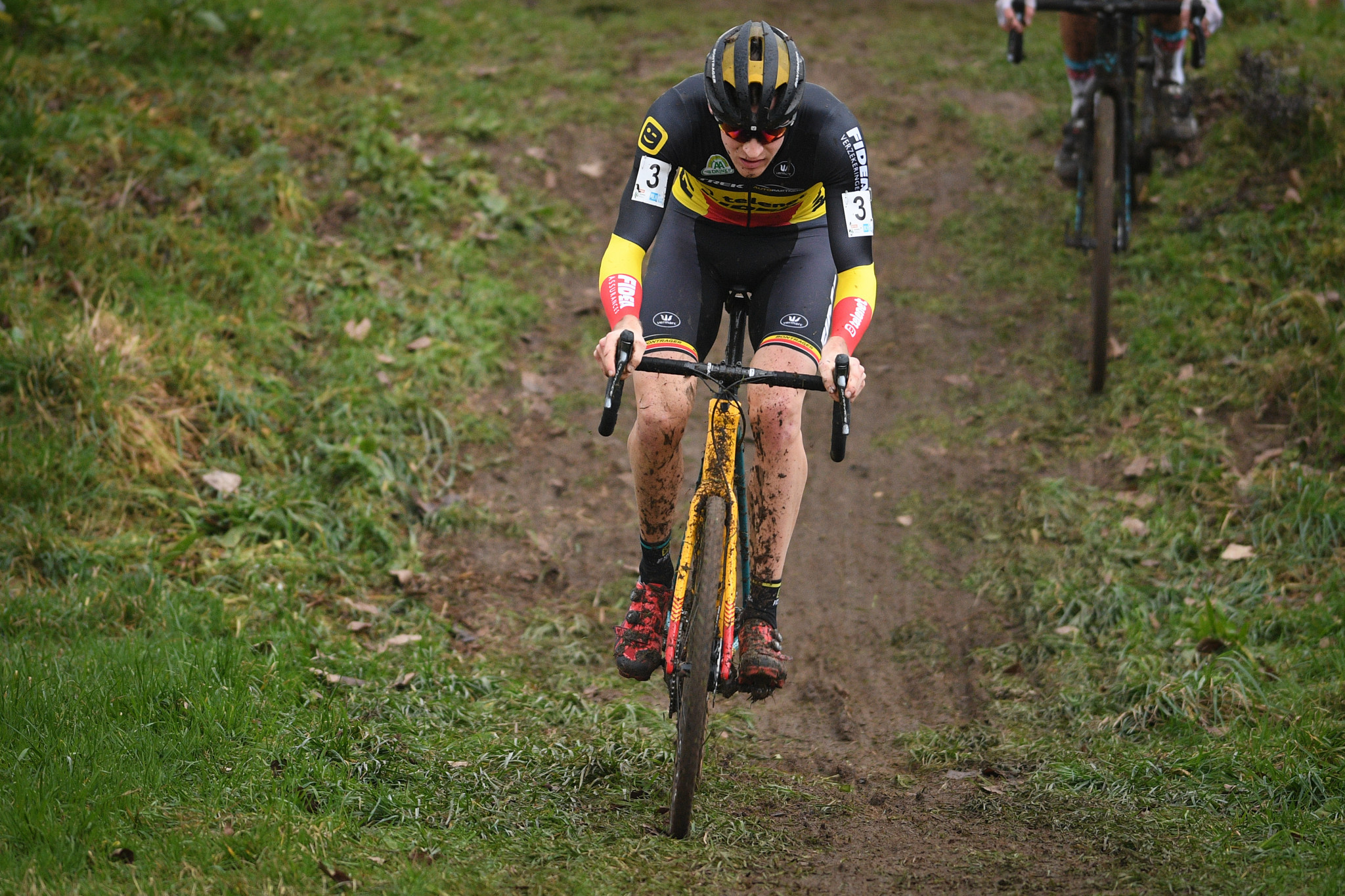 Pont Chateau ready to host battle of the Belgians at UCI Cyclo-Cross World Cup