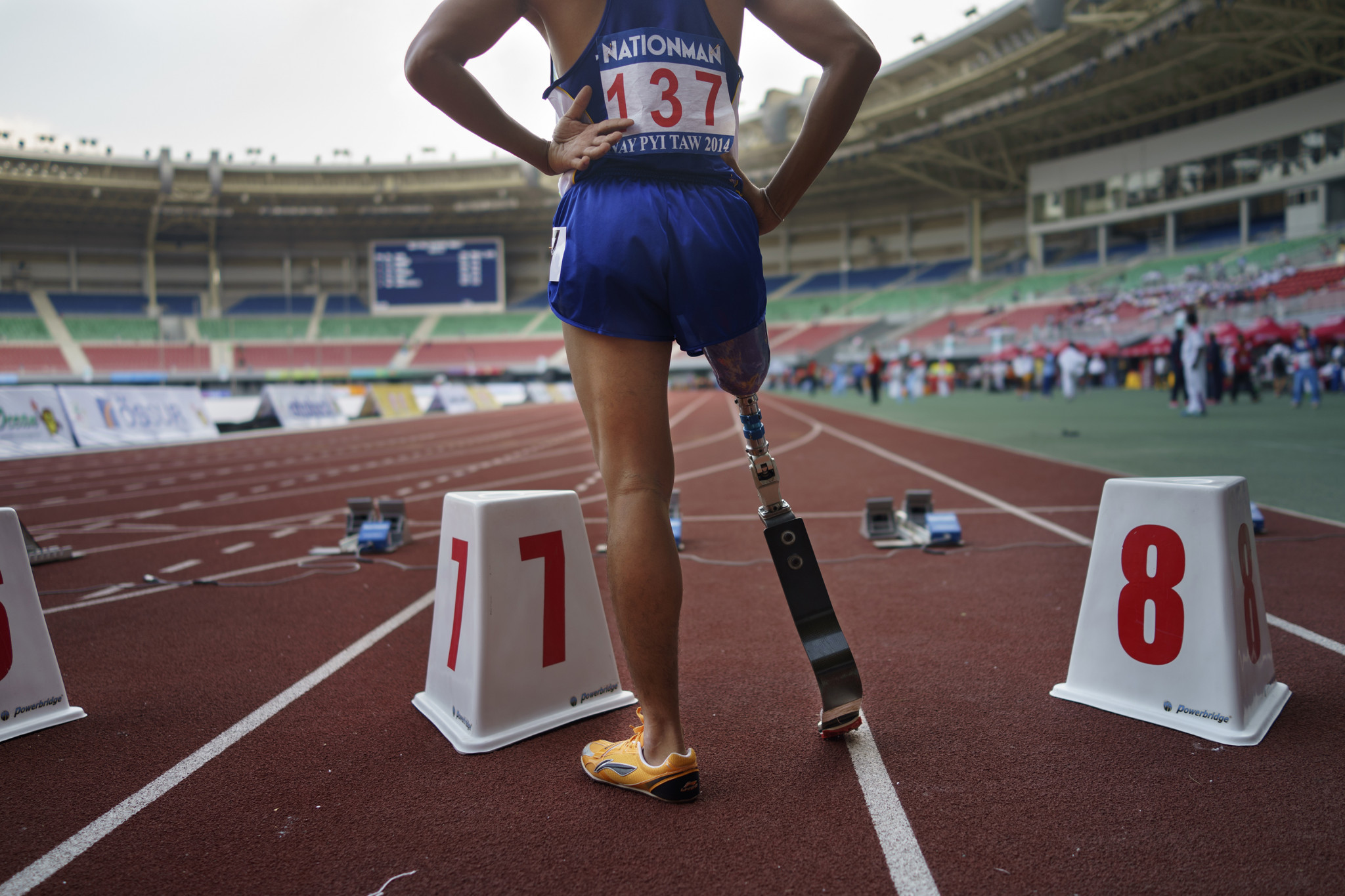 The ASEAN Para Games will take place next January ©Getty Images