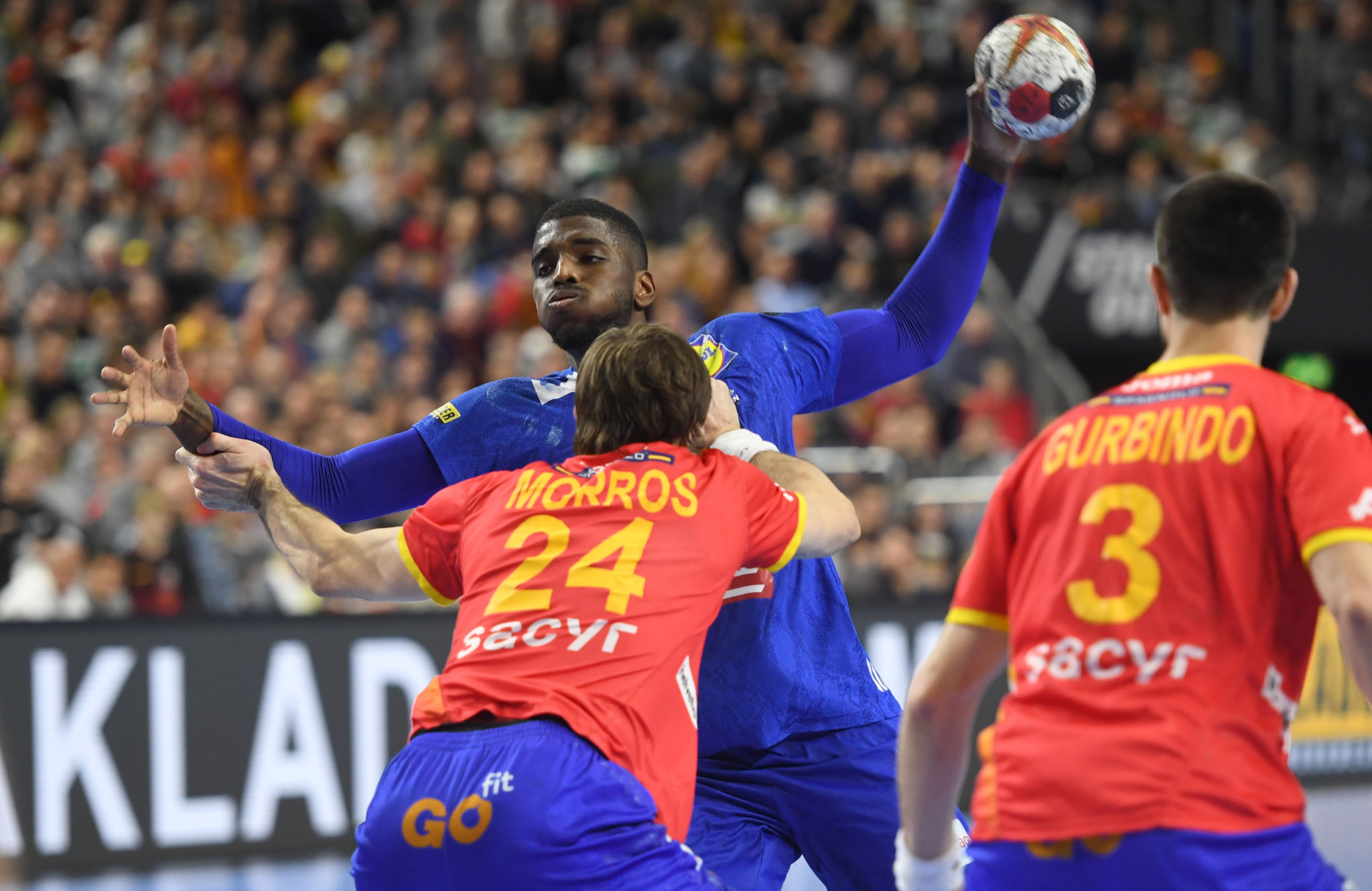 Defending champions France beat Spain as main round begins at IHF Men's Handball World Championship