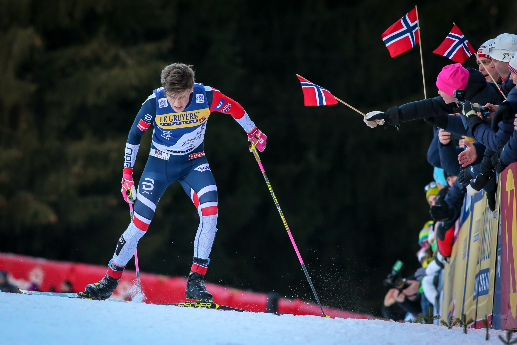 Norway secure classic sprint double at FIS Cross-Country World Cup