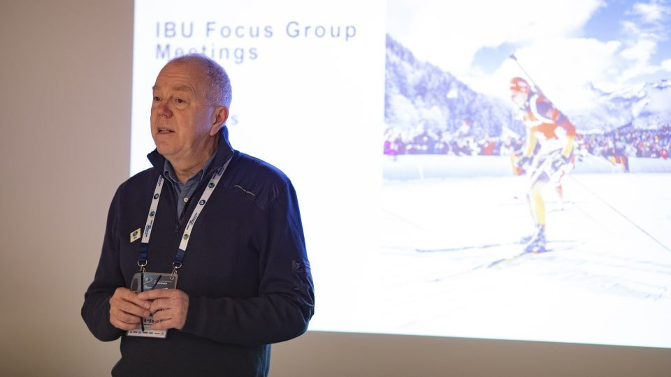International Biathlon Union gather input on new strategic plan at focus group meetings