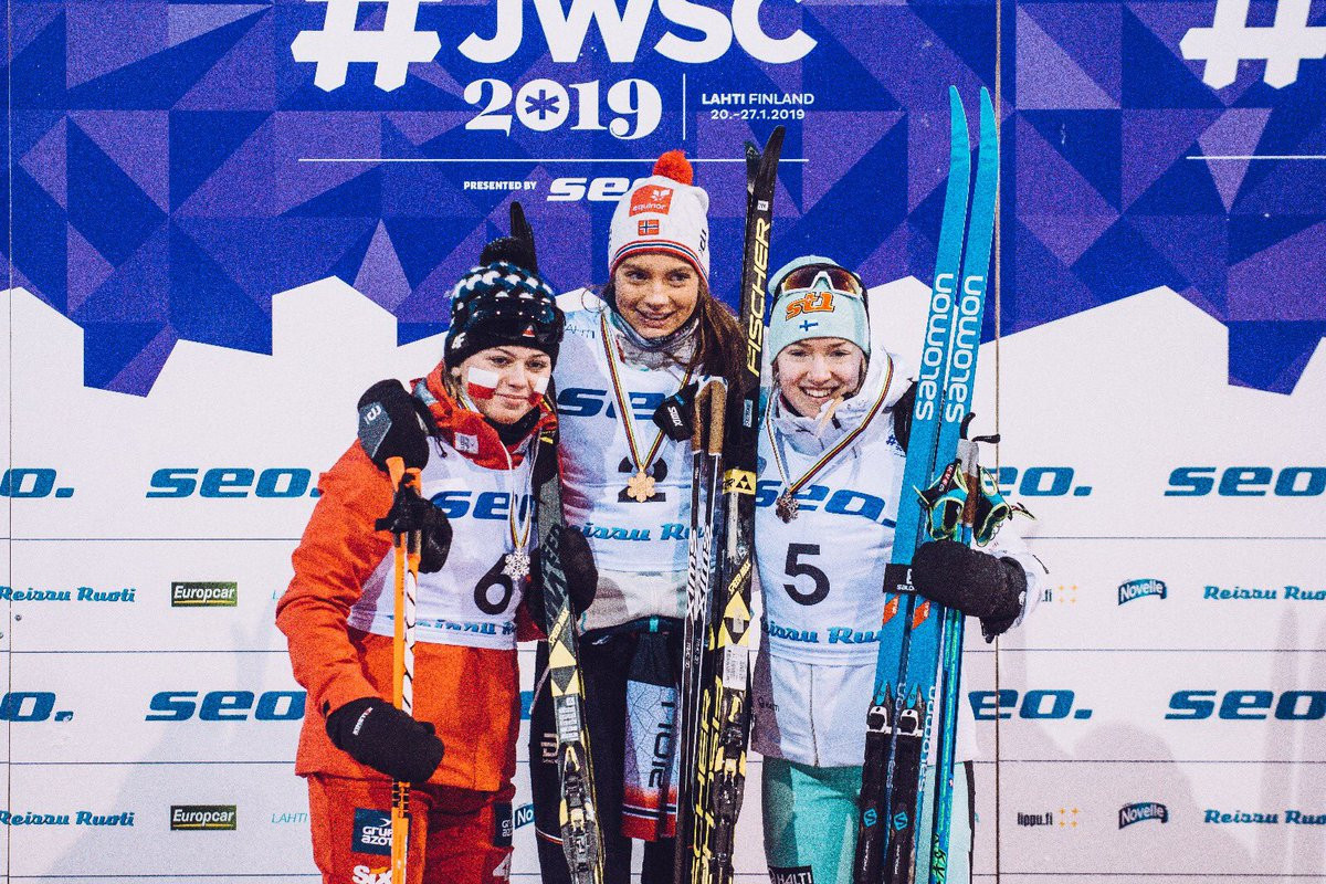 Victories for Norway and Russia on opening day of FIS Nordic Junior World Ski Championships