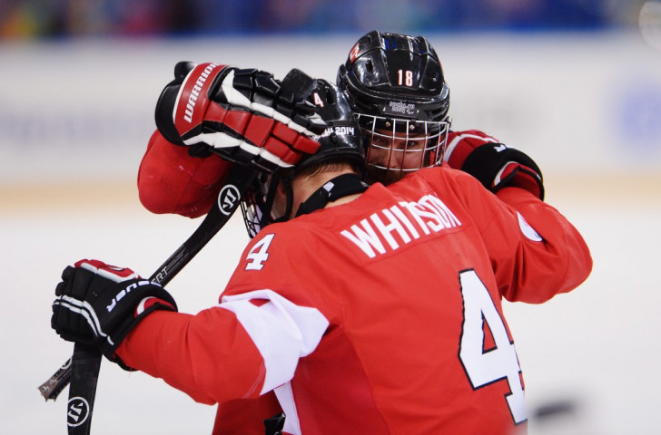Canada and United States set up IPC Sledge Hockey World Championships final showdown