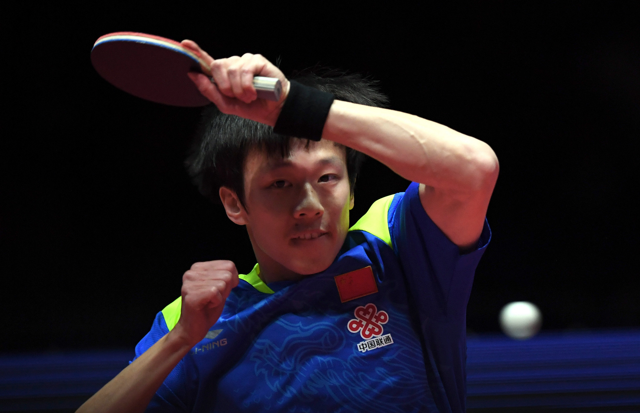 Lin defeats Youth Olympic champion Wang to clinch men's title at ITTF Hungarian Open