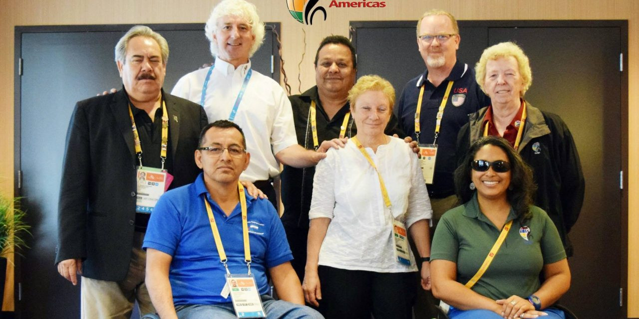 International Wheelchair Basketball Federation Americas secretary general steps down