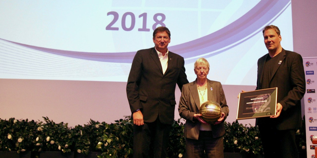 Former IWBF President Maureen Orchard will replace Sergio Durand on an interim basis ®IWBF