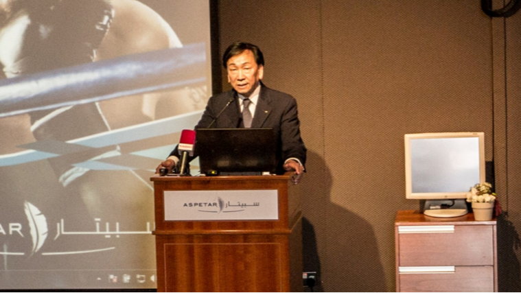 Education key to protecting boxers' health, says AIBA President at specialised medical conference