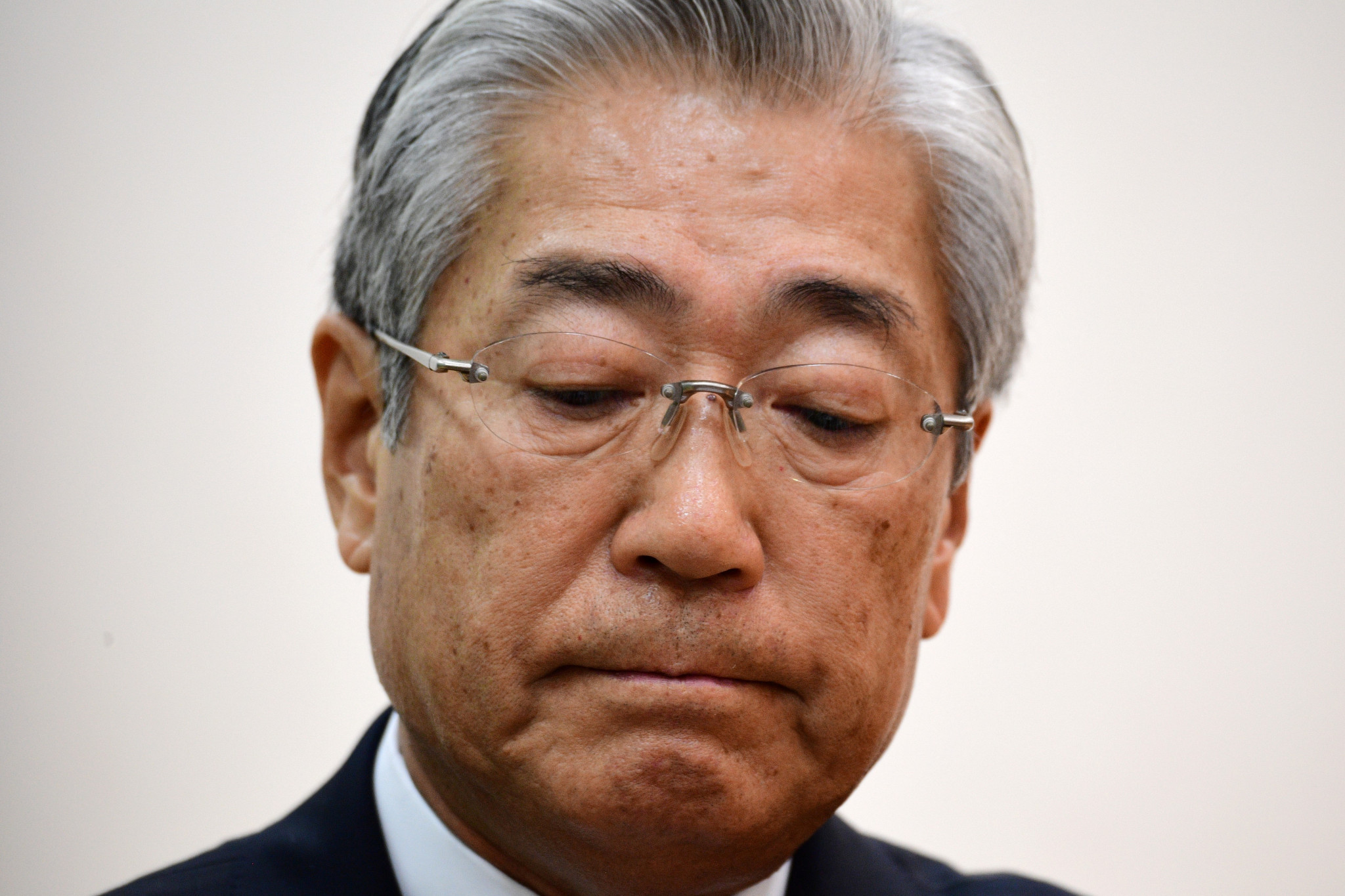 Tsunekazu Takeda has claimed he had no role in selecting the consultancy firm ©Getty Images