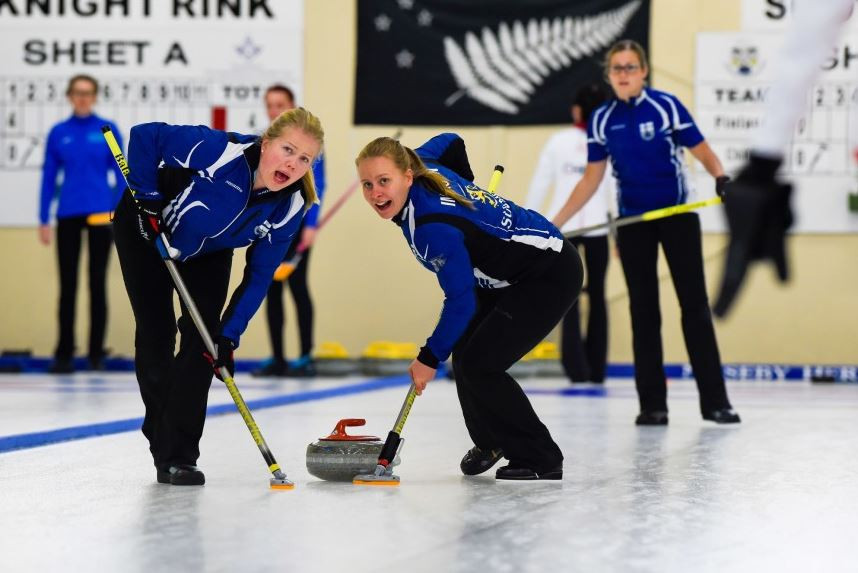 Finland beat China to secure play-off spot at World Curling Championships qualification event