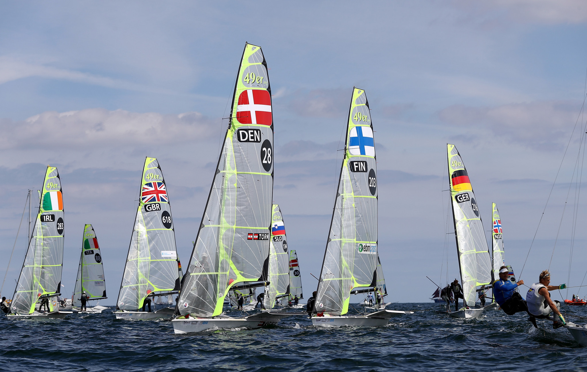 Lima 2019 to feature 49er class after Organising Committee increase sailing athlete quota