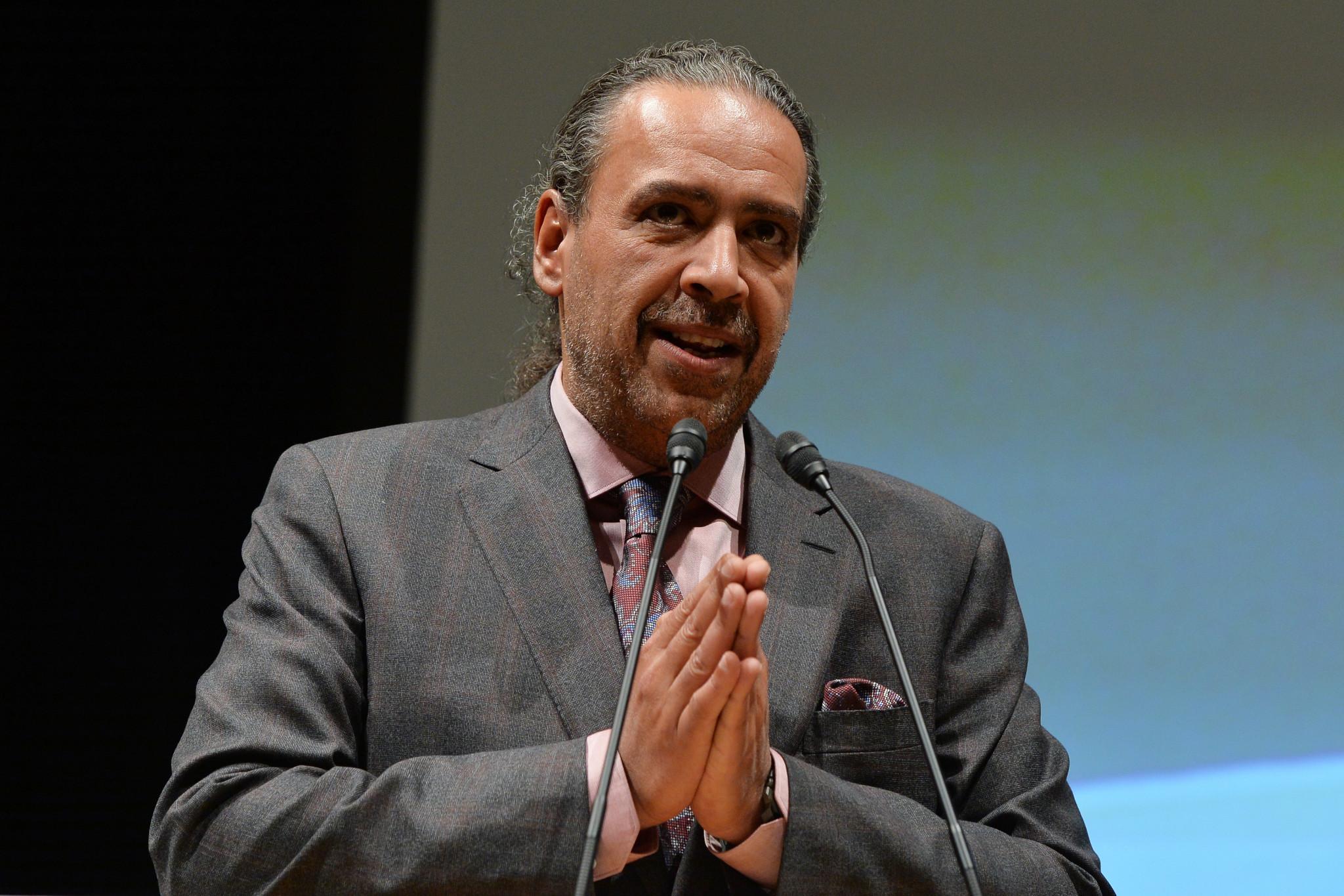 Sheikh Ahmad Al-Fahad Al-Sabah is listed as the