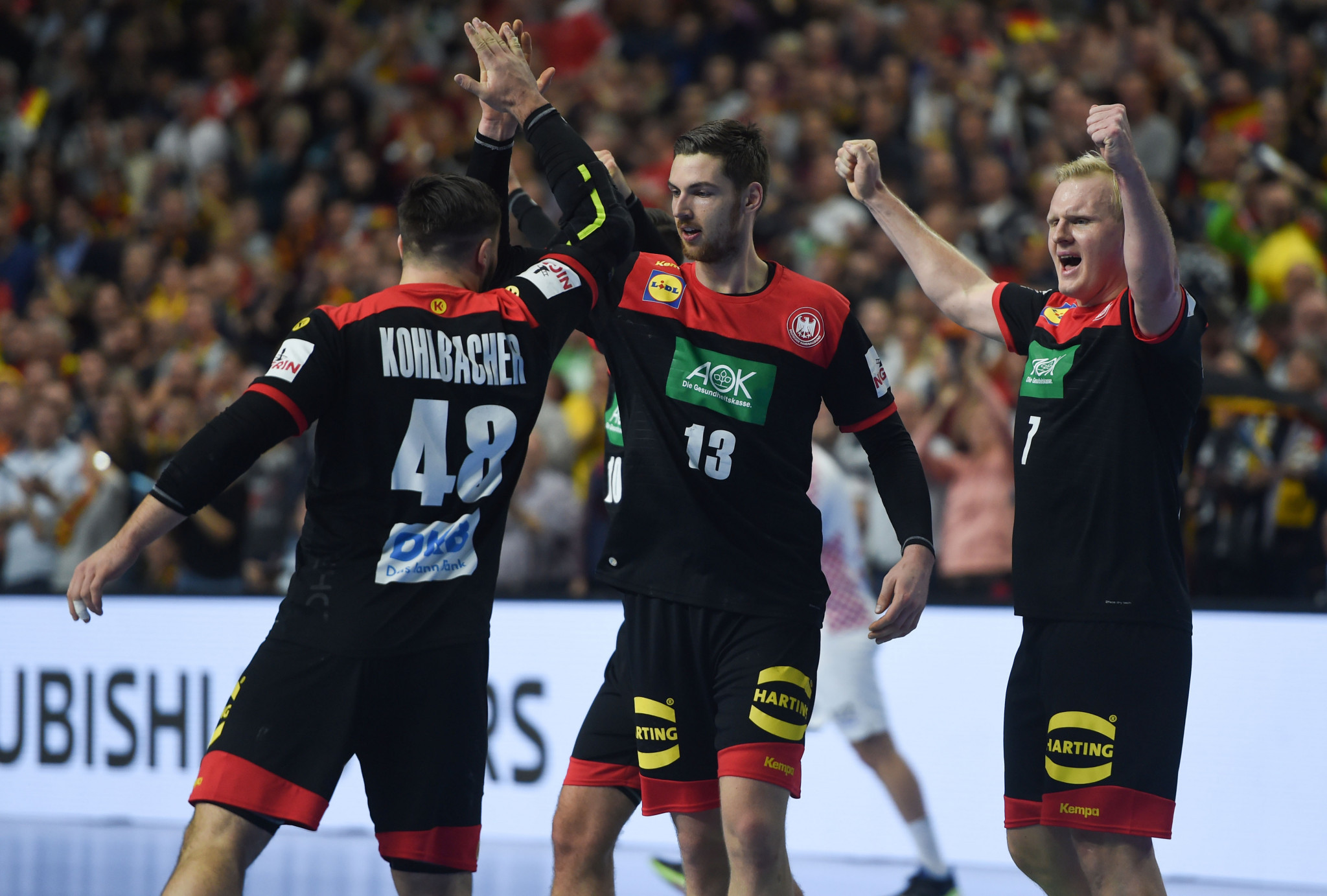 Germany and France seal semi-final spots at IHF Men's Handball World Championship
