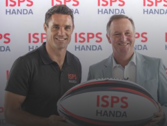 The New Zealand Olympic Committee has announced ISPS Handa as its official charity partner for the Tokyo 2020 Olympic Games ©NZOC