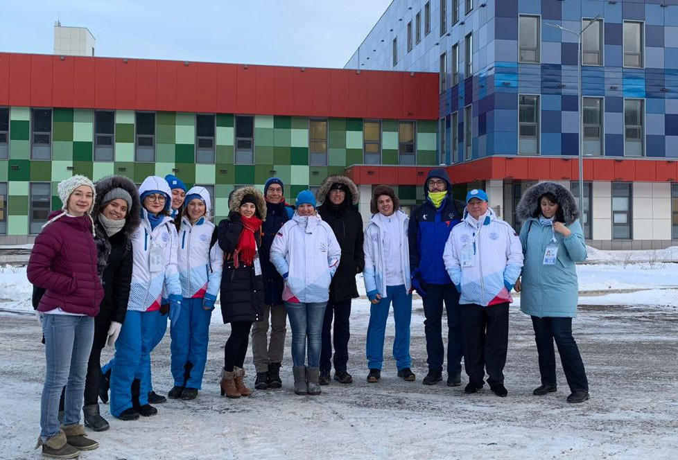 FISU officials praise Krasnoyarsk 2019 venues following pre-Universiade inspection
