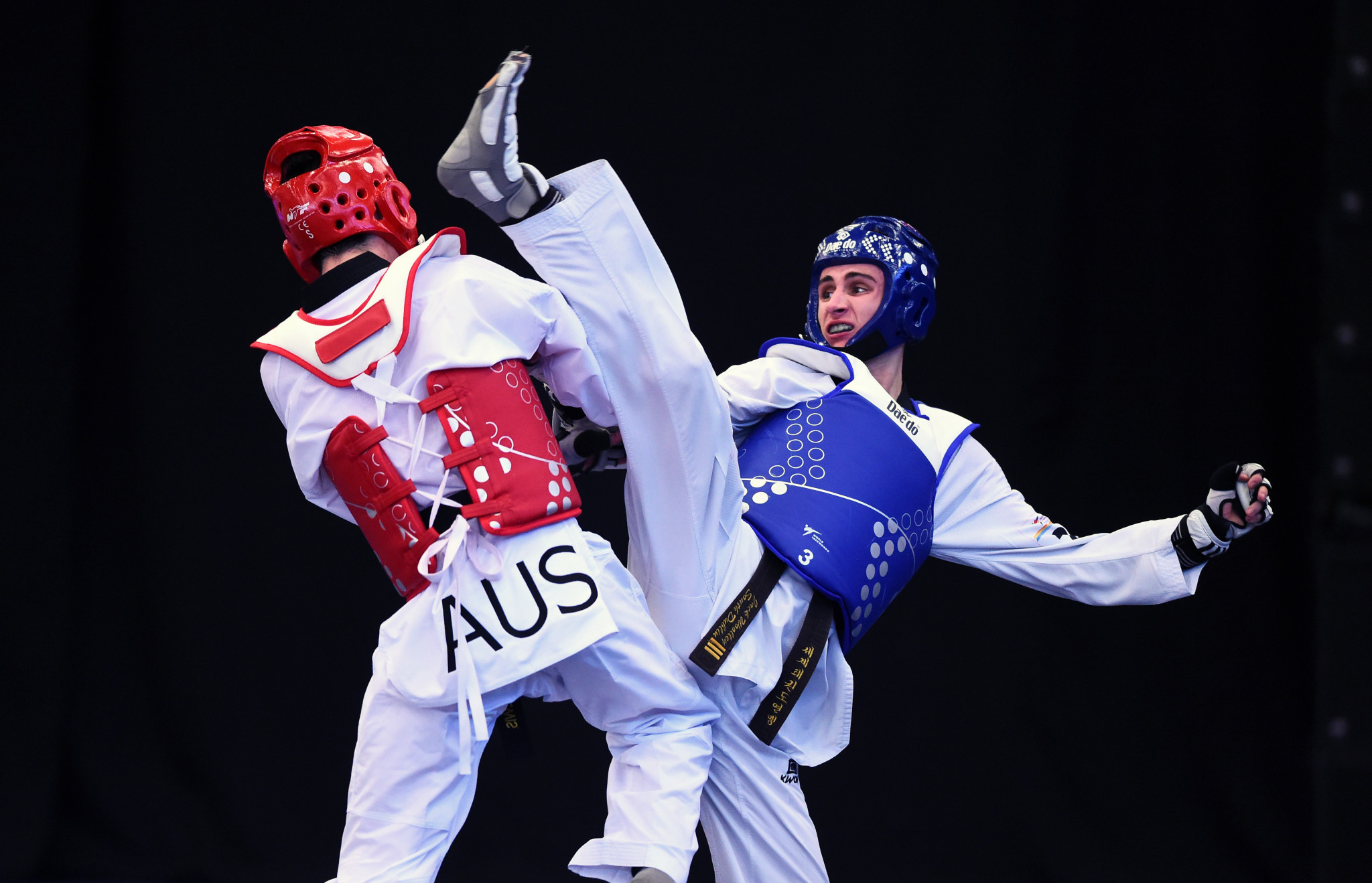Australian Taekwondo has been awarded the Oceania Olympic Qualification Tournament for Tokyo 2020 ©Getty Images