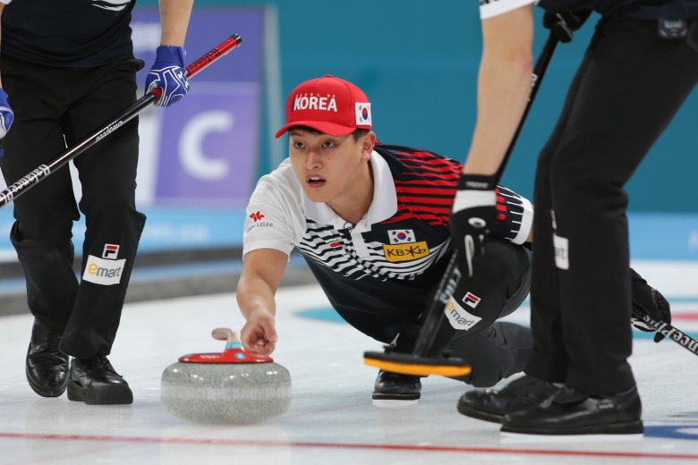 South Korea topped the men's round-robin standings ©World Curling Federation