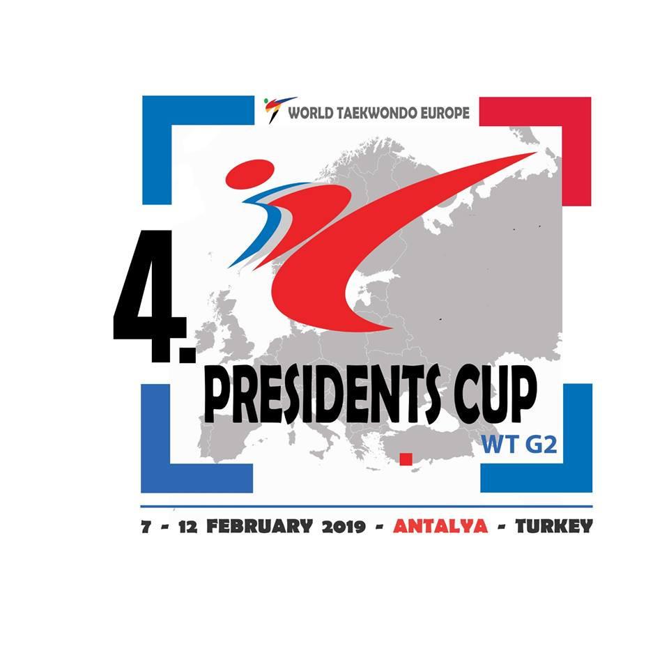 World Taekwondo Europe extend deadline for President's Cup registration