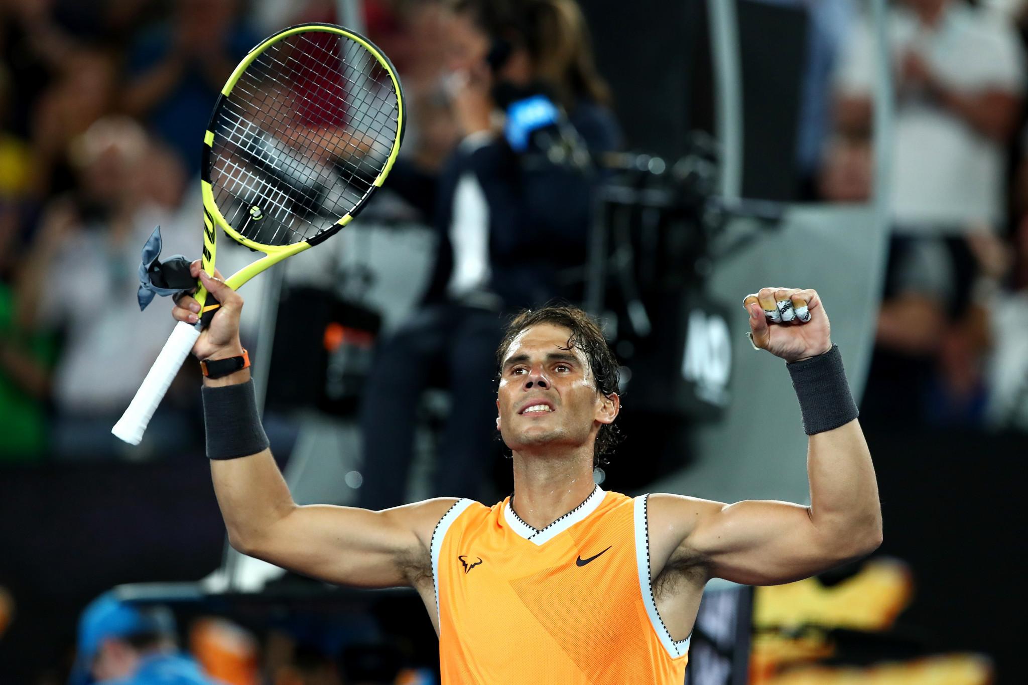 Nadal sets up Tsitsipas semi-final at Australian Open