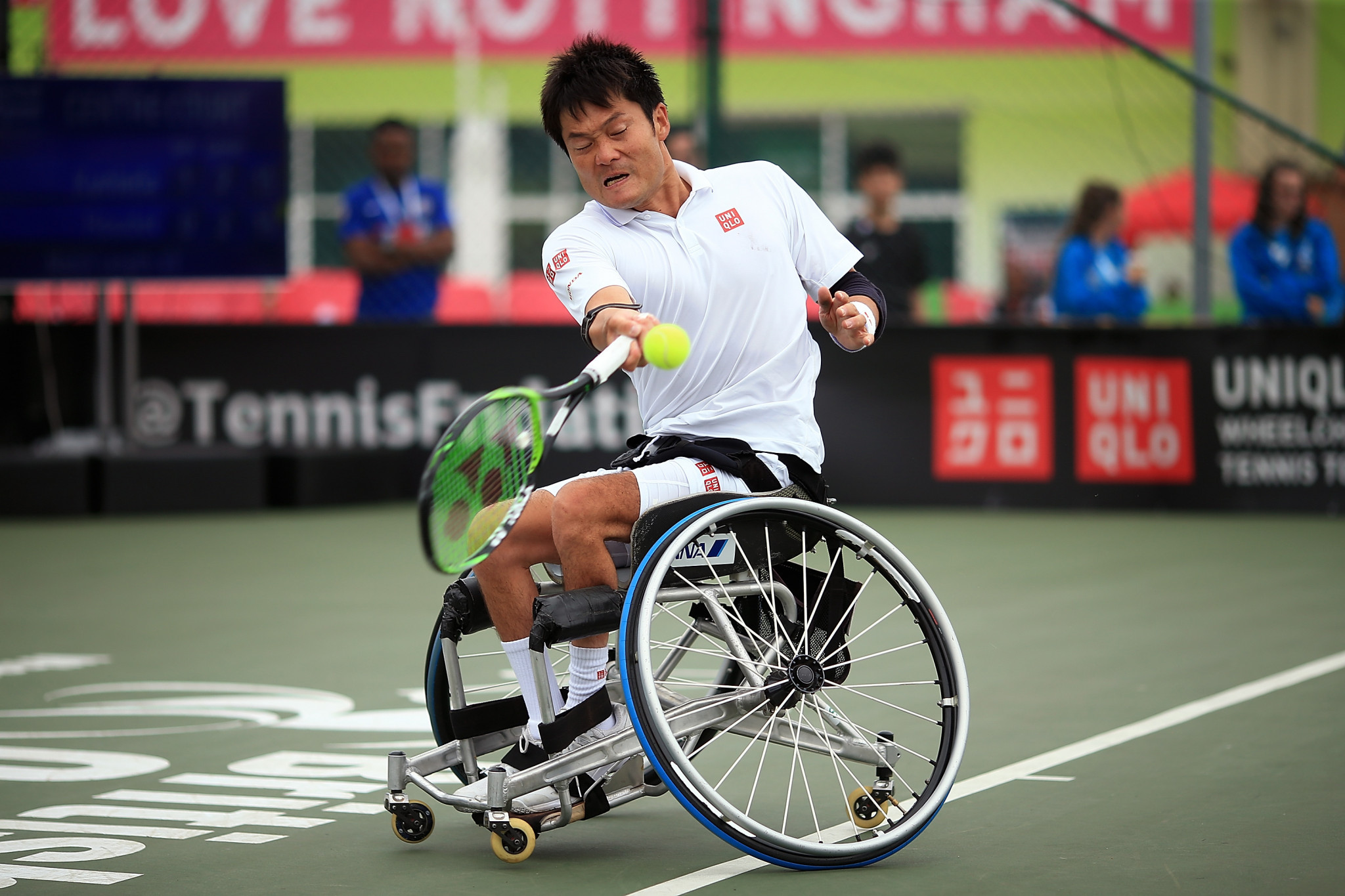 Kunieda to begin Australian Open wheelchair title defence against Hewett in repeat of US Open final