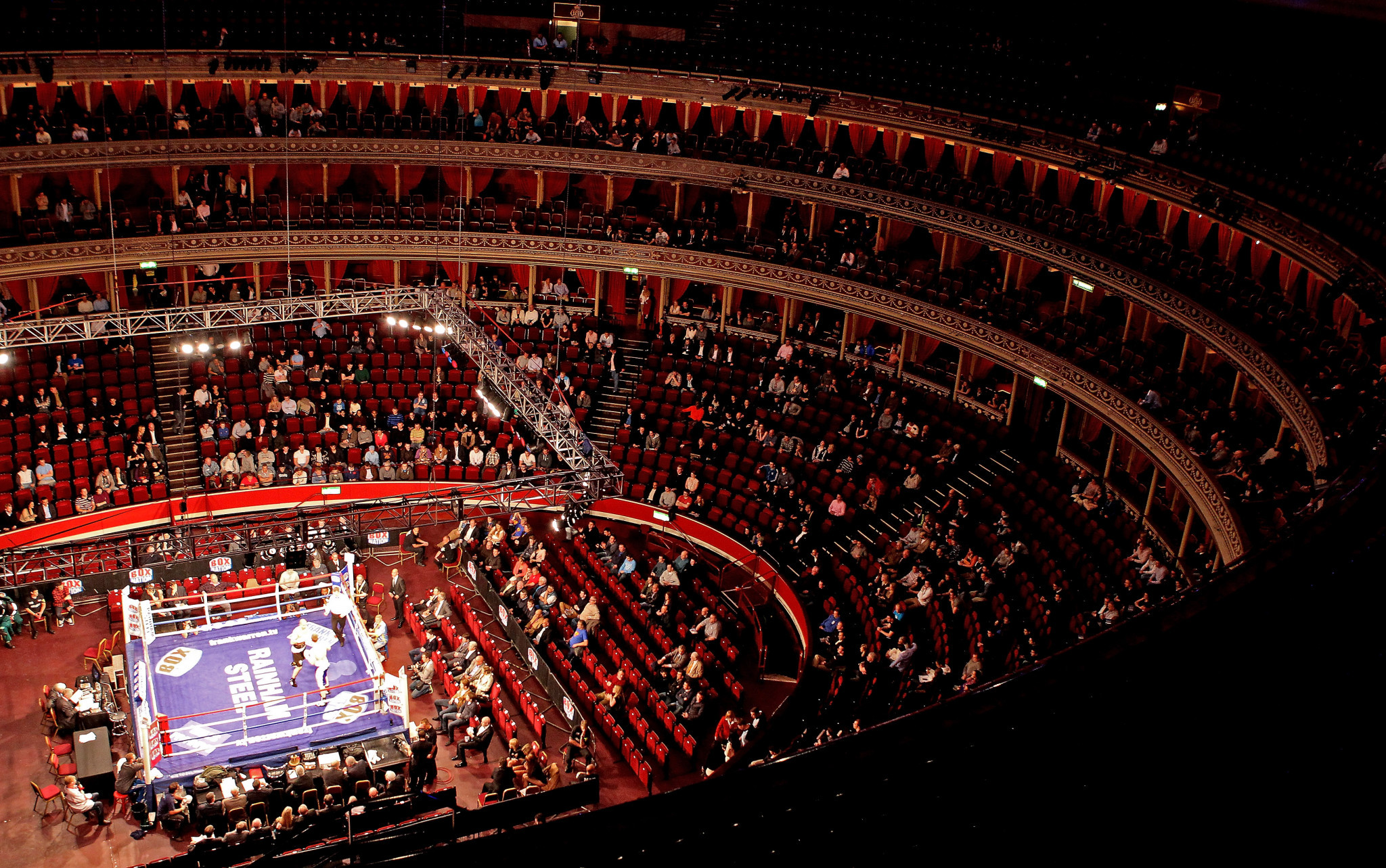 Boxing is due to return to London's famous Royal Albert Hall ©Getty Images