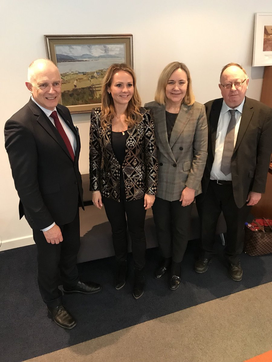 WADA vice-president Linda Helleland, second left, claimed RUSADA should remain non-compliant during the meeting ©Twitter