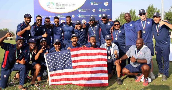 United States welcomed back to international cricket as new body becomes member of ICC