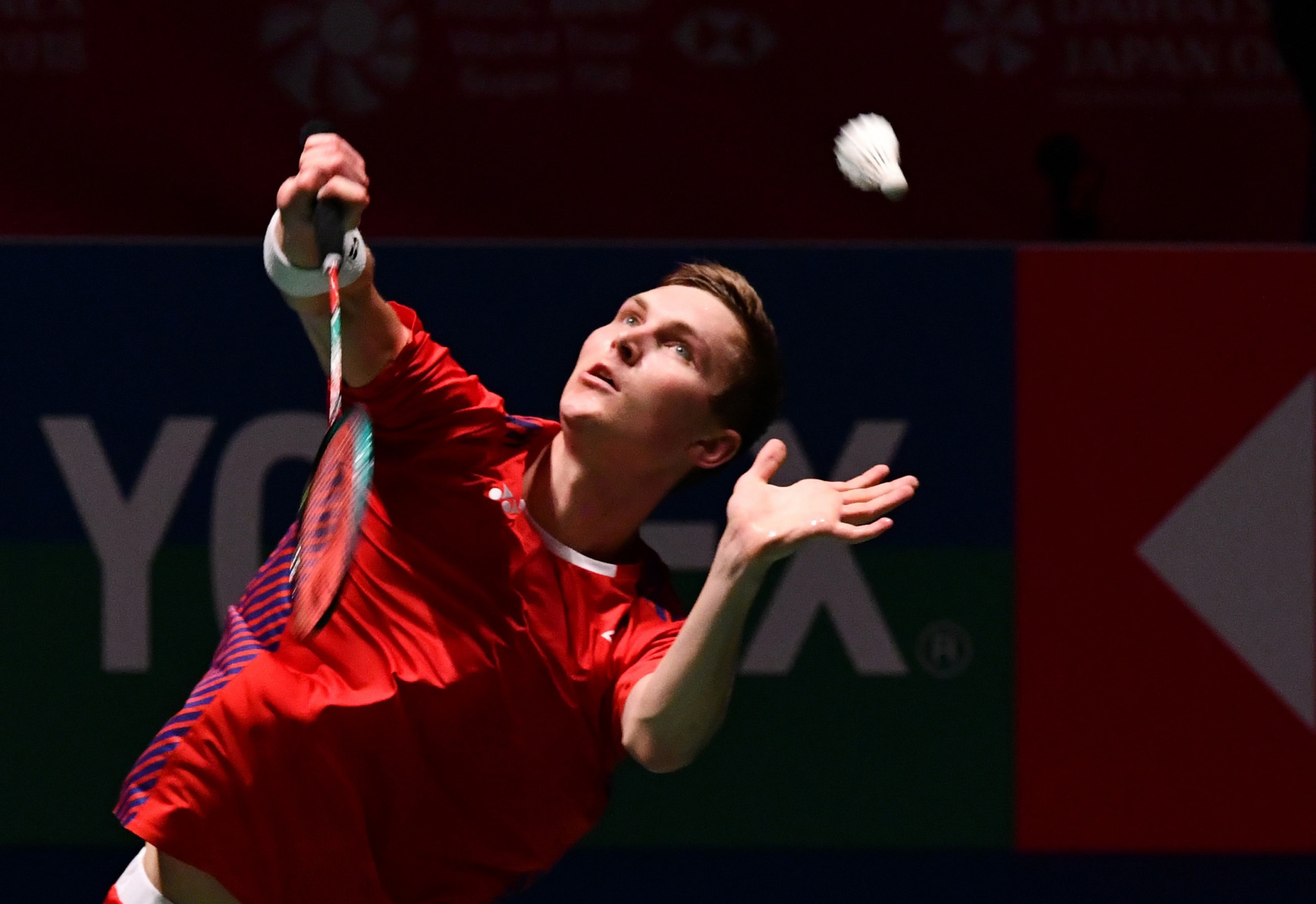 Top seeds to meet in men's singles final of All England Open Badminton Championships